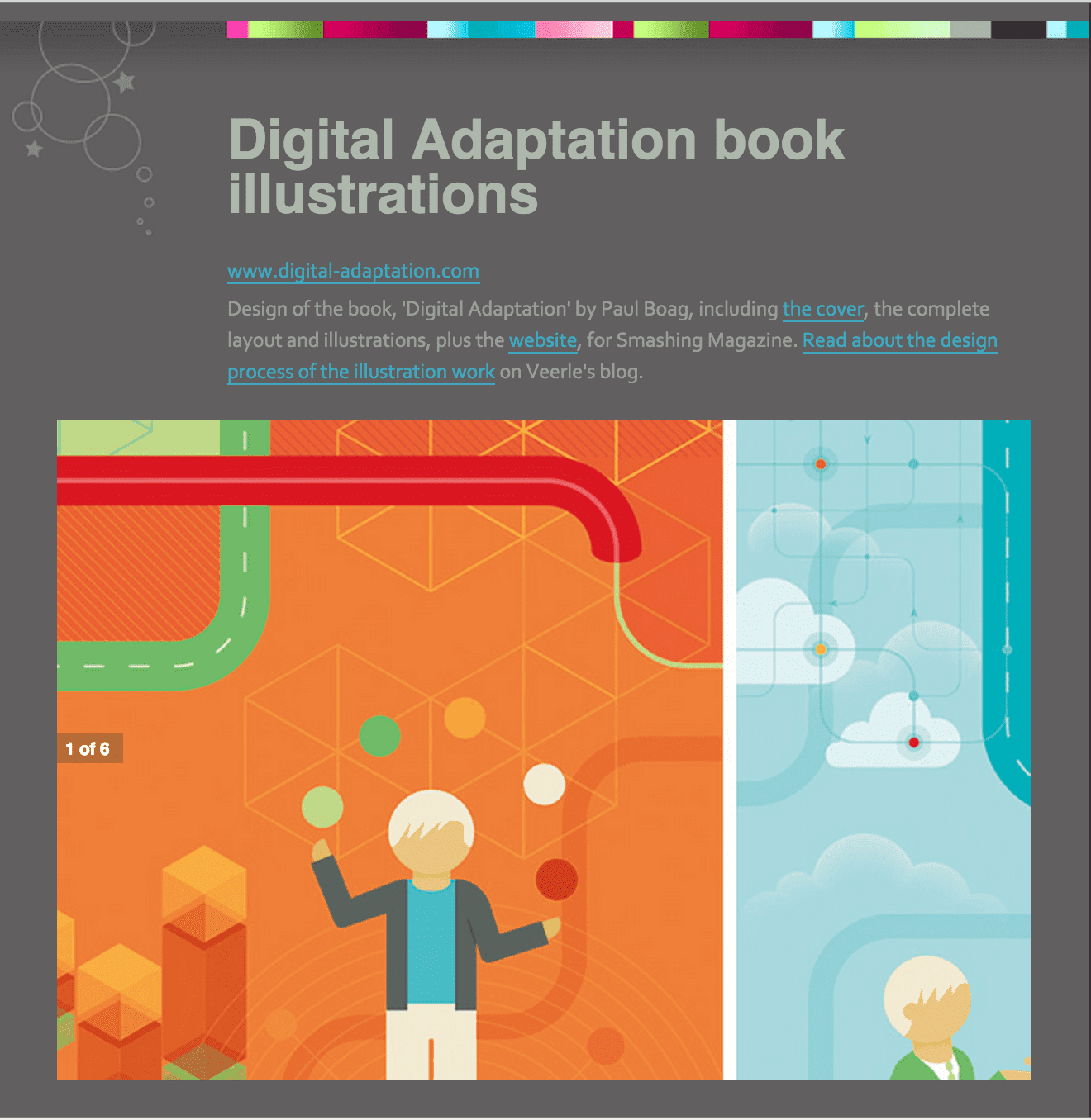 digital design portfolio tips