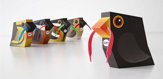 creative packaging ideas for shoelaces