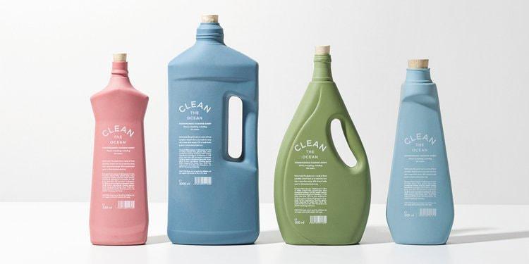 sleek packaging ideas with pastel colors