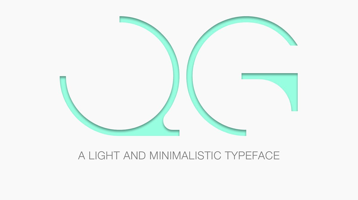 Modern fonts to use for design
