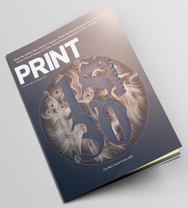 14. Print New Visual Artists