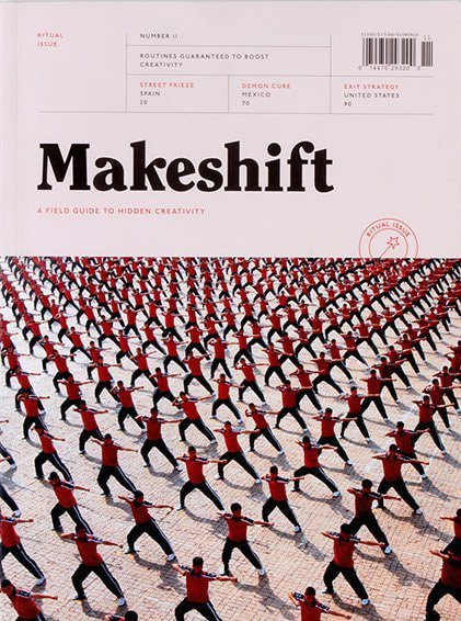 Inspiring magazine covers