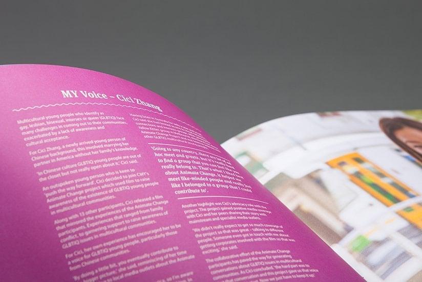 CMY Annual Report – Amanda Cole