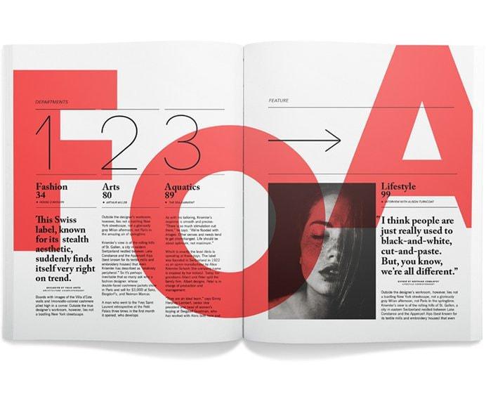 Foam Magazine – Andrew Colin Beck