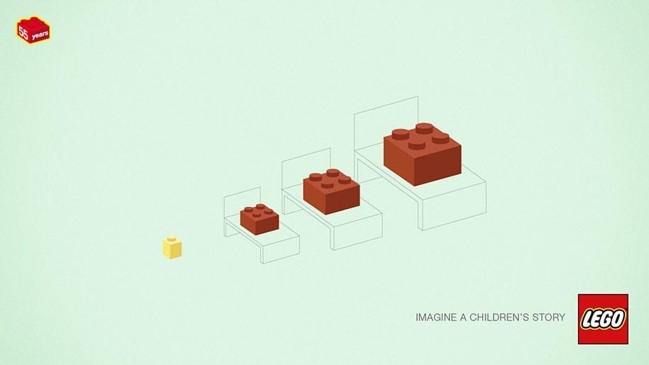 50. Lego