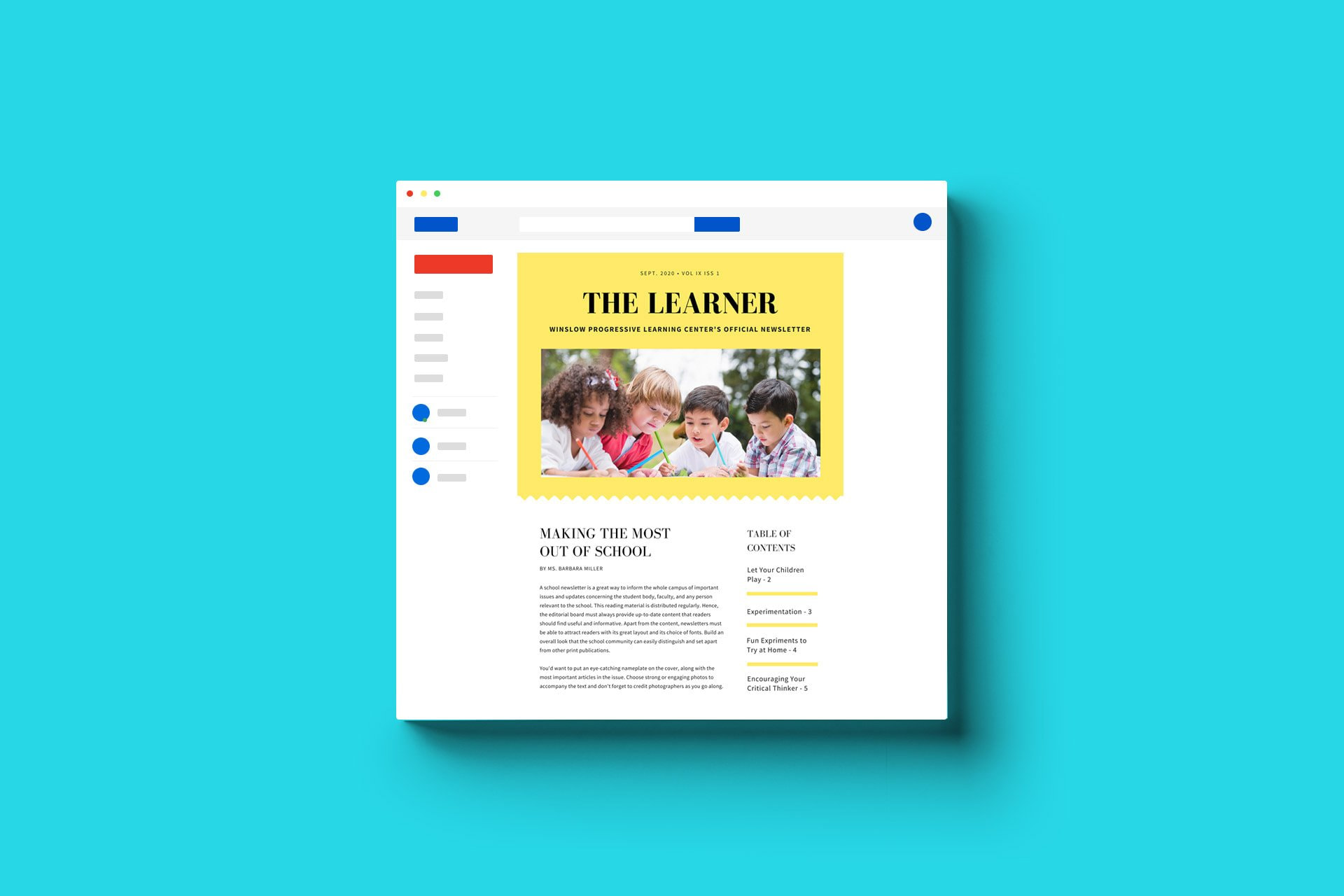 Keep-parents-informed-and-students-involved-with-a-Classroom-Newsletter