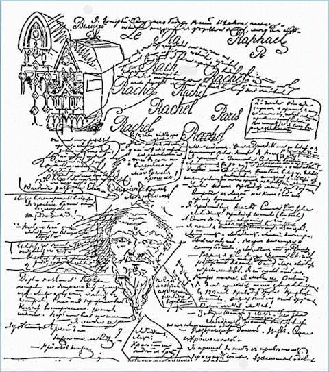 Dostoevsky_Doodle
