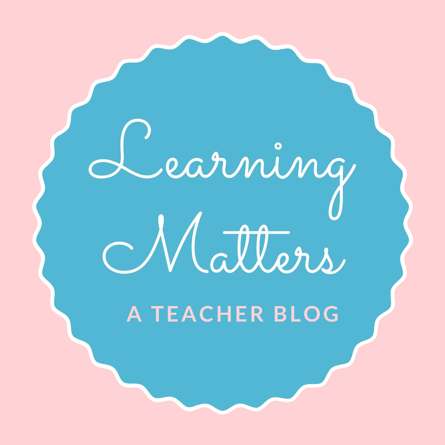 Learning Matters Logo