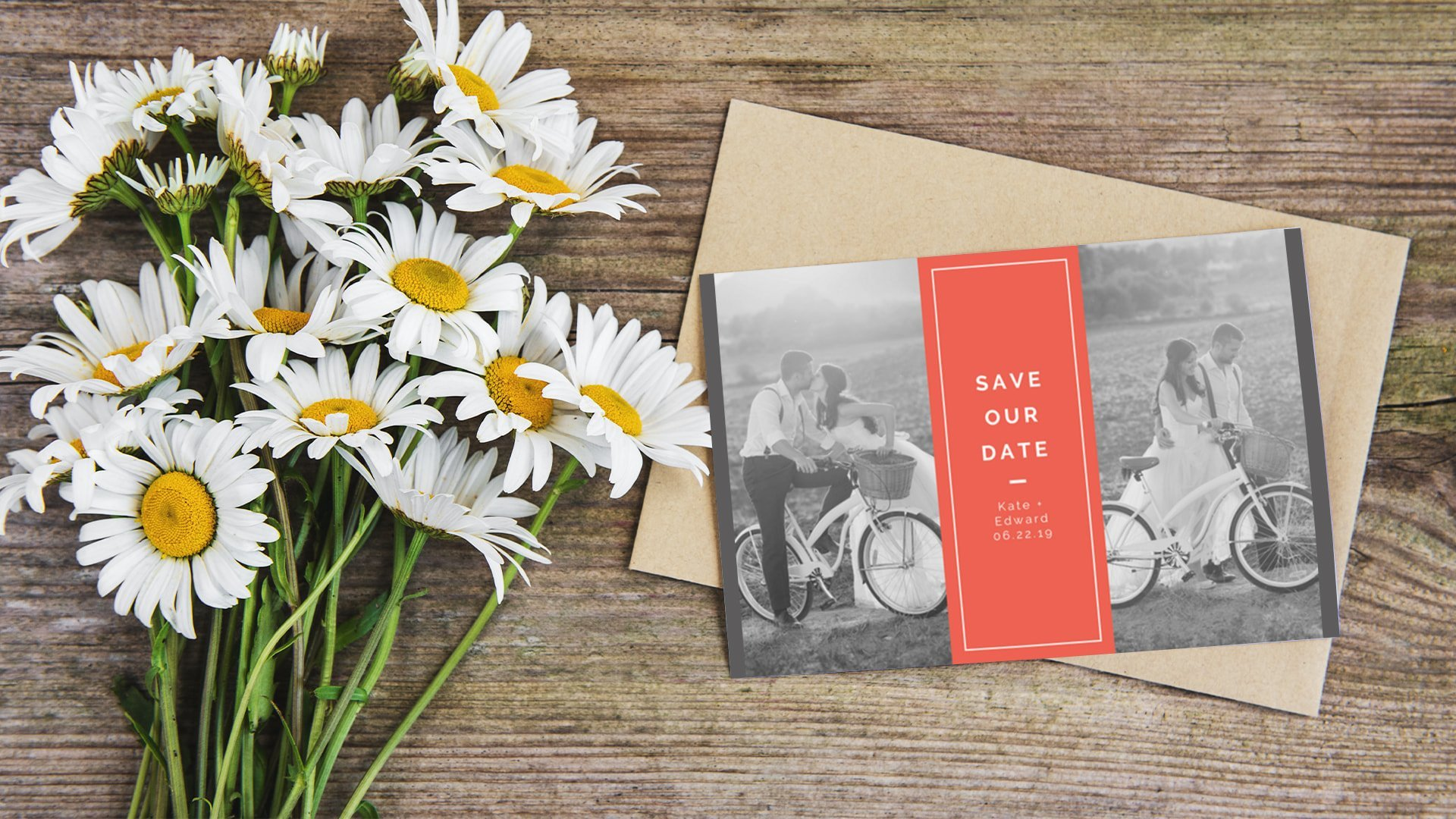 A showcase of 50 beautifully designed print invitations to inspire you
