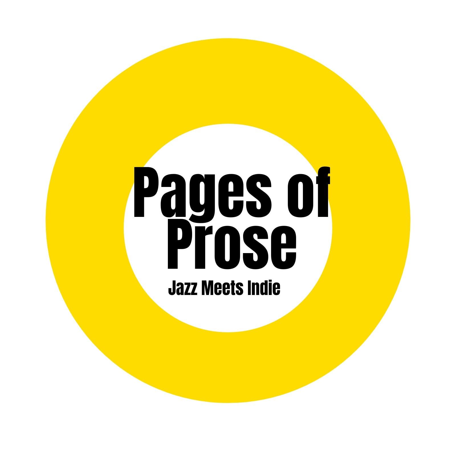 Black and Yellow Circle Band Logo