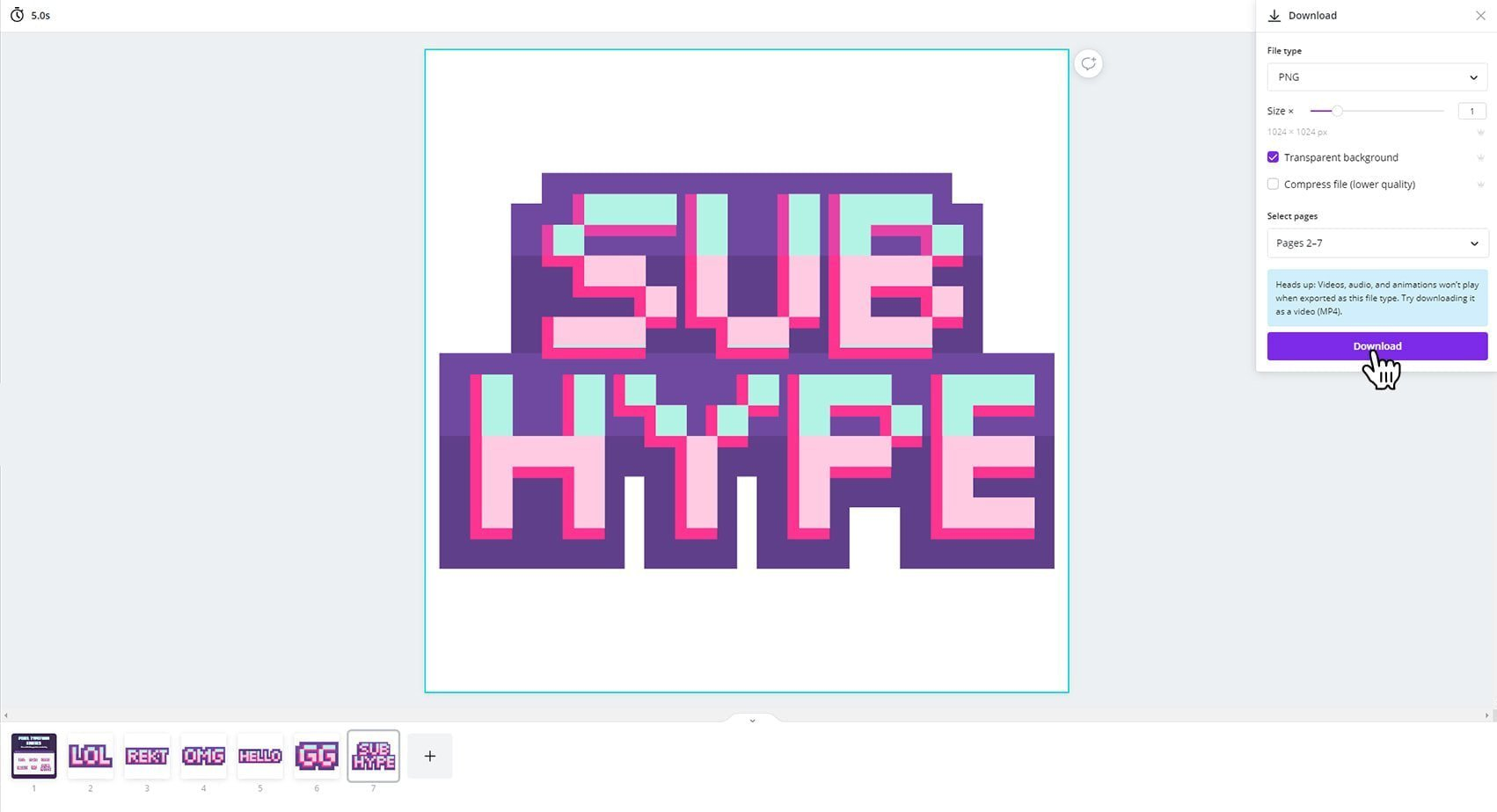 Twitch Emotes Lead Section