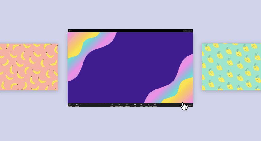 Zoom- virtual-background-Create-Image