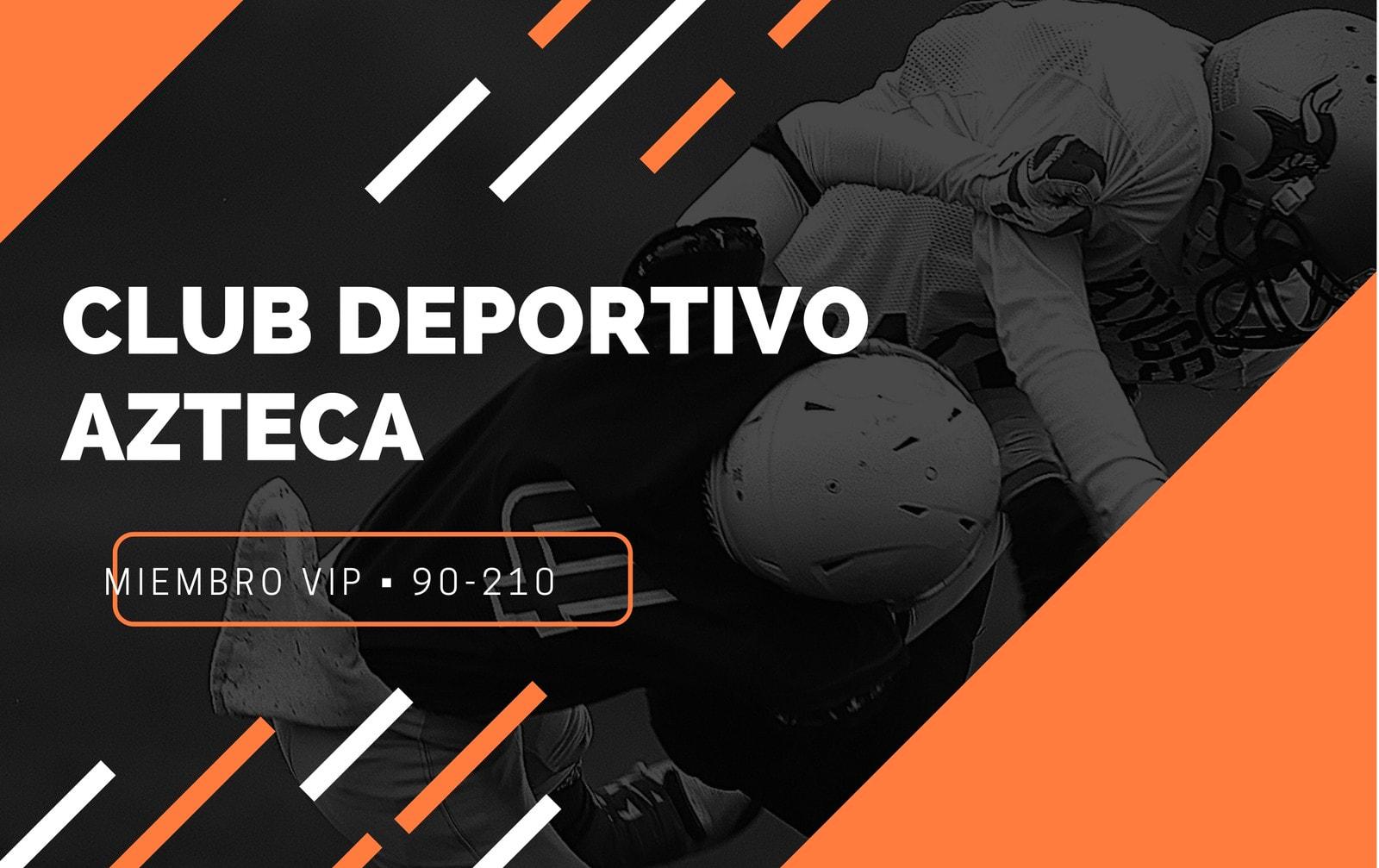 Naranja Negro Club Deportivo Membresía Identificación