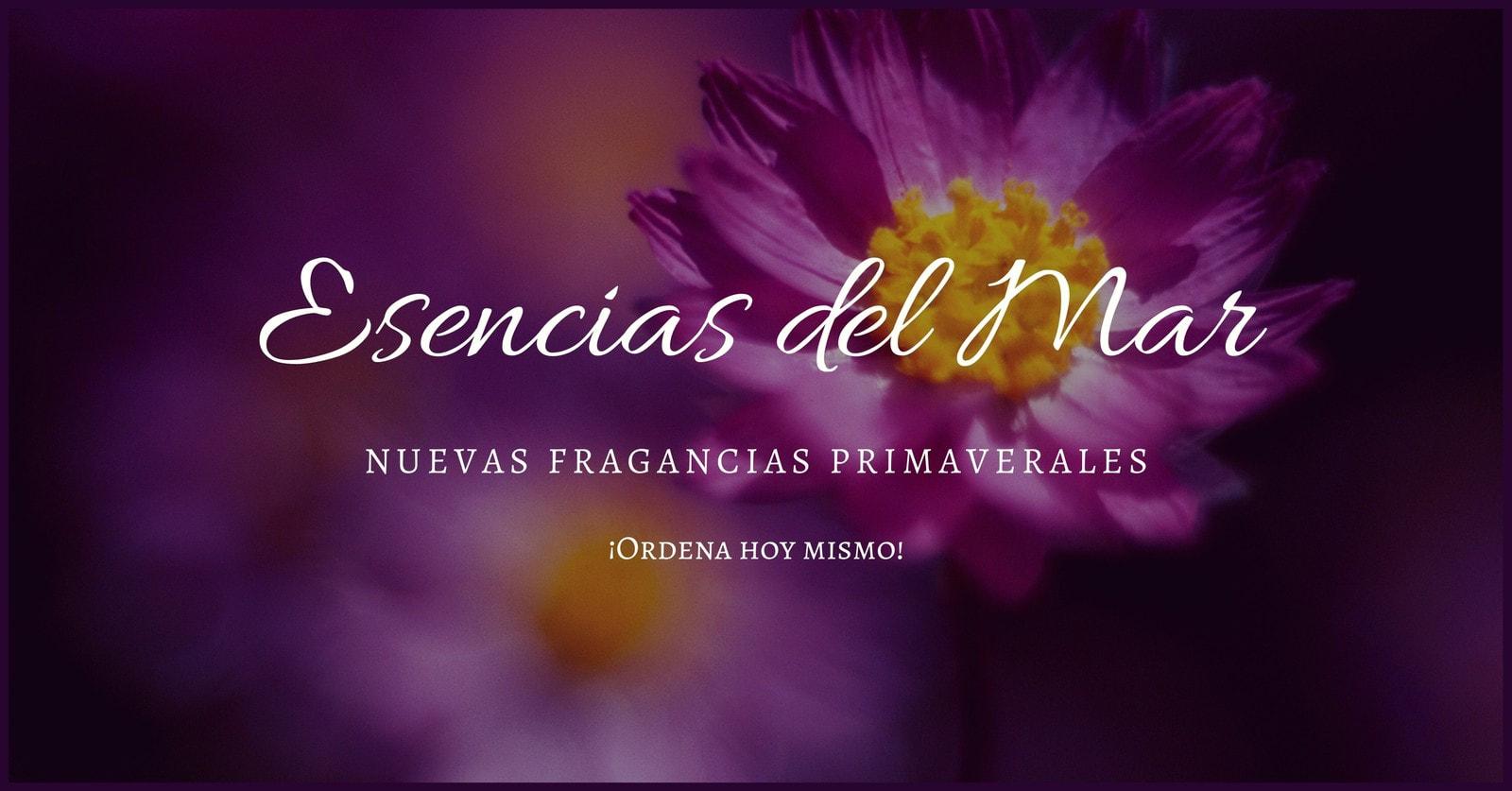 Púrpura Delicado Floral Facebook Anuncio
