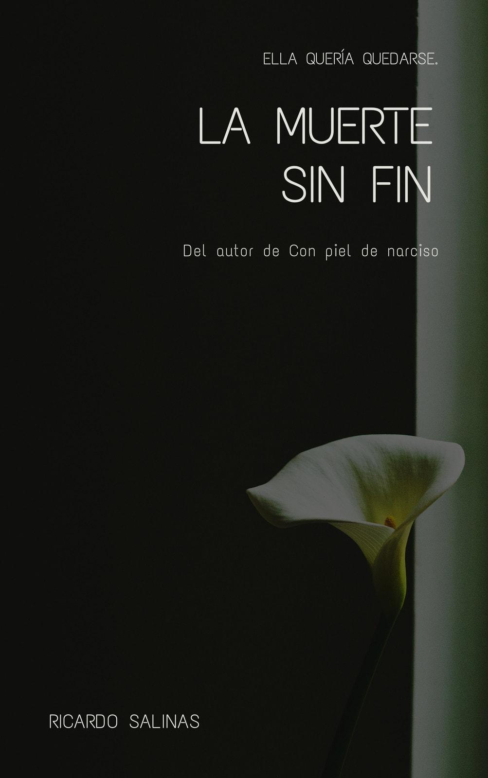 Foto Flor Novela Kindle Tapa de Libro