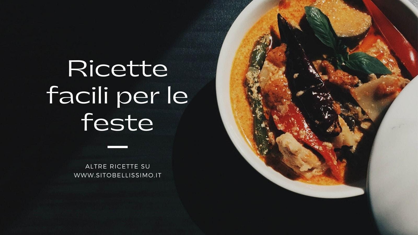 Copertina di Facebook bianca e nera semplice per cibo
