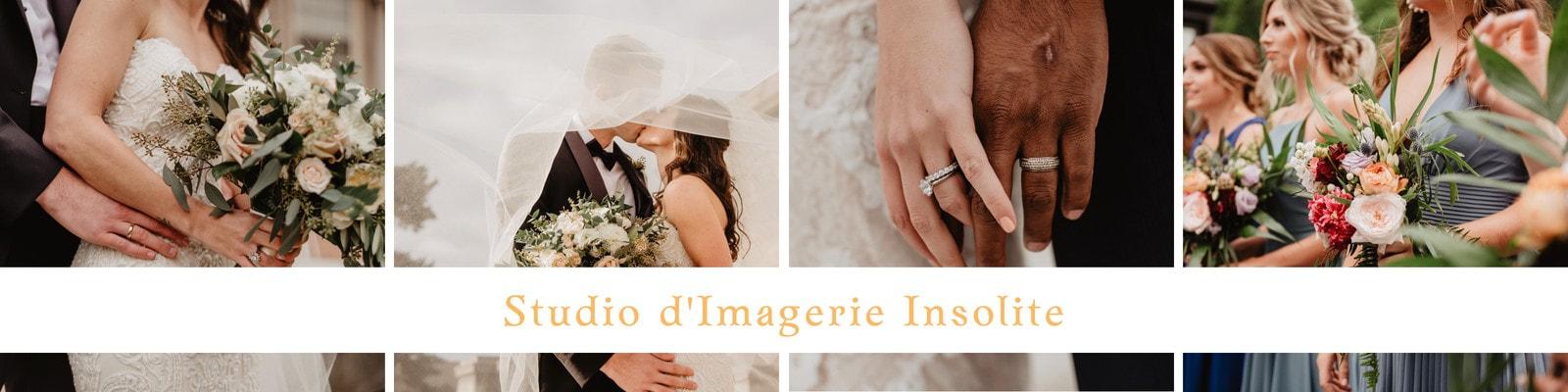 Jaune Mariage Photographie Général Linkedin Bannière