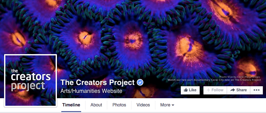 Combined Profile picture and Facebook cover