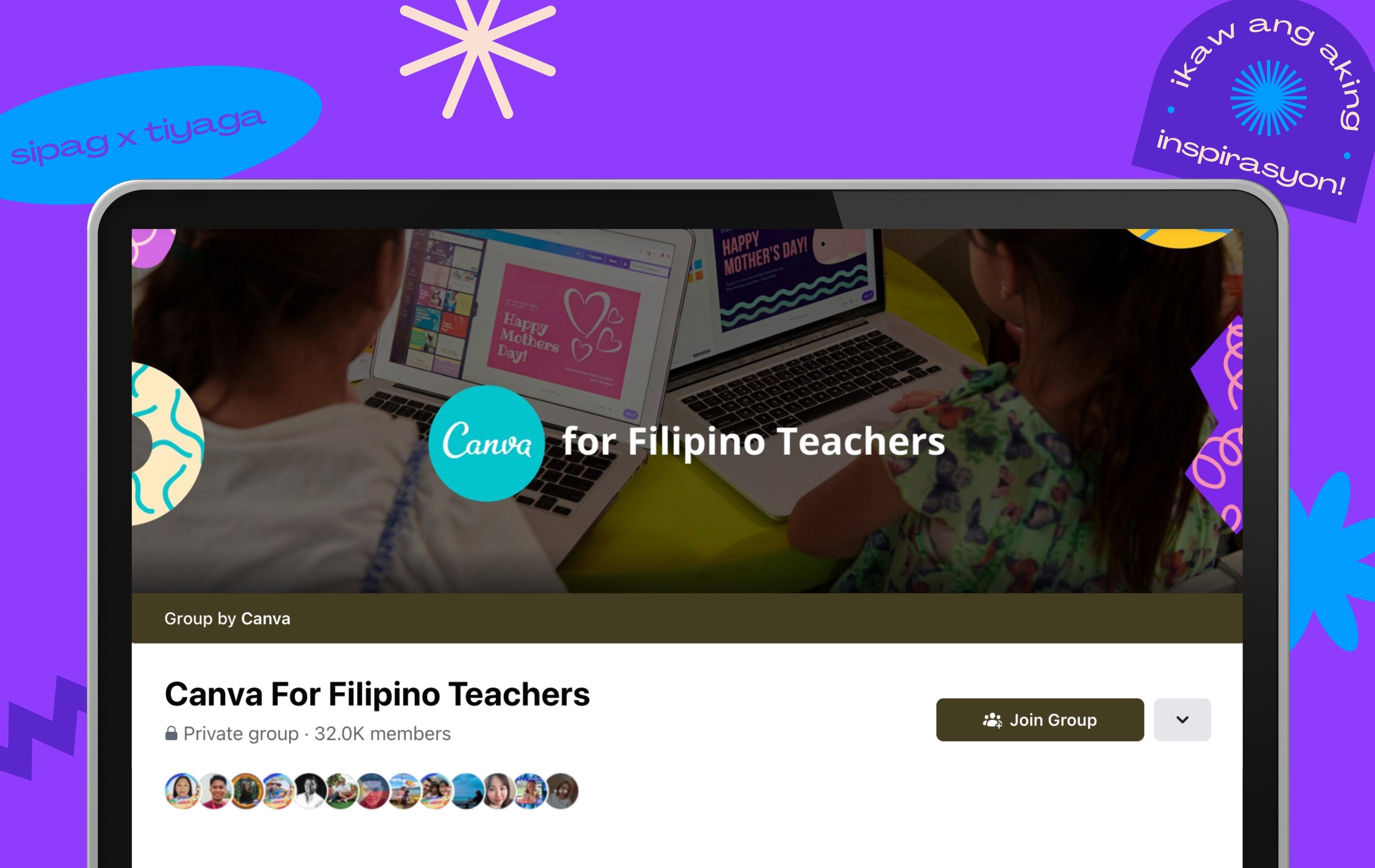 Canva Eskwela - Canva for Filipino Teachers