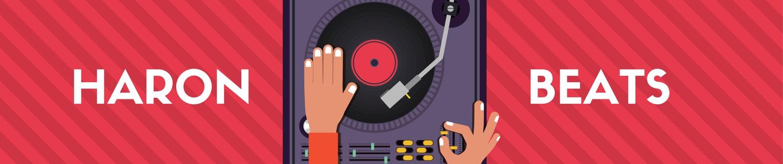 Red DJ General Soundcloud Banner