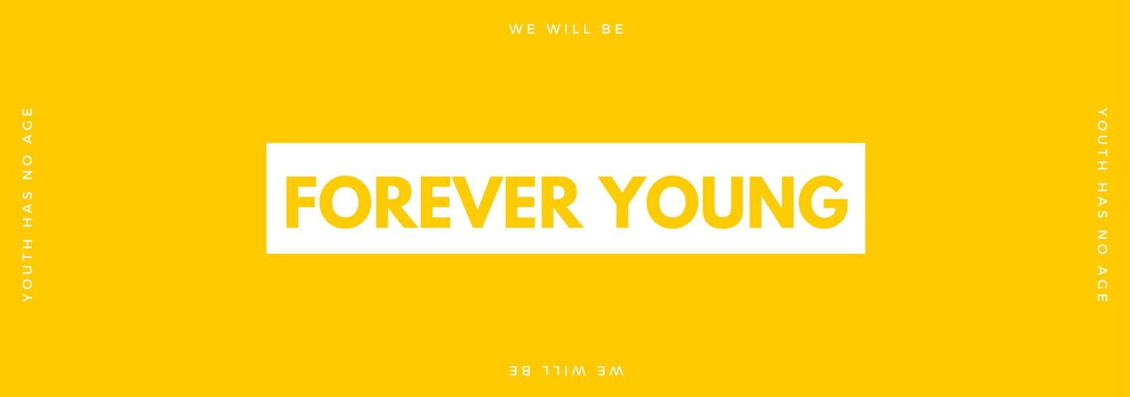 Bright Colored Tumblr Banner