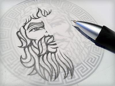 Zeus - Mitos griegos para mejorar la comprensión lectora