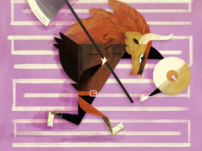El Minotauro - Mitos griegos para mejorar la comprensión lectora