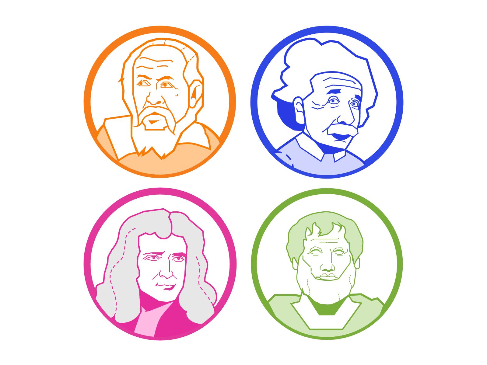 Biografías de grandes personajes para mejorar la comprensión lectora