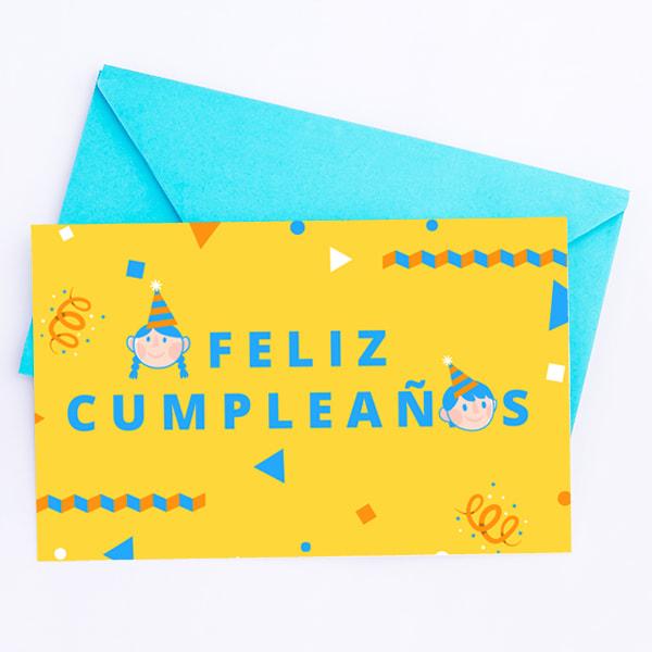 Cumpleanos-Kids-Cute-Birthday-Card