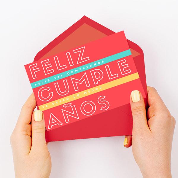 Cumpleanos-Cool-Typography-Birthday-Card
