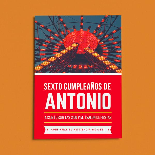Cumpleanos-Austins-Sixth-Birthday