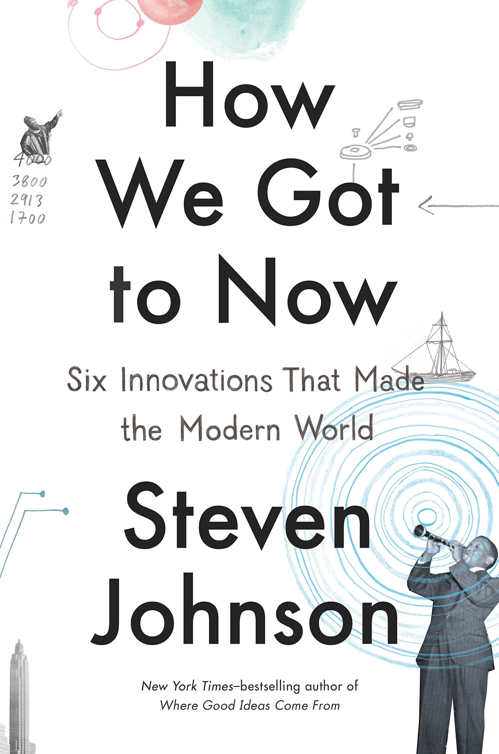 How We Got to Now: Six Innovations That Made the Modern World – Steven Johnson