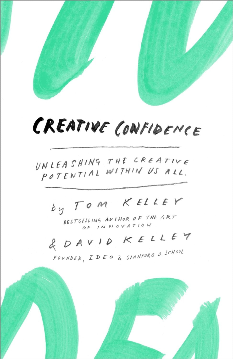 Creative Confidence: Unleashing the Creative Potential Within Us All – Tom Kelley