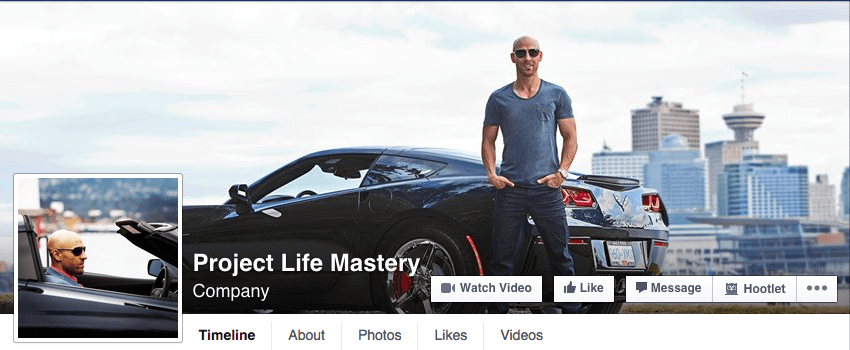 Project Life Mastery