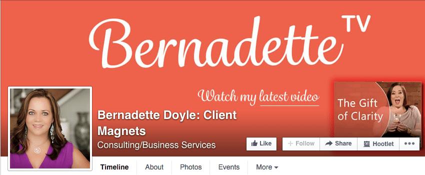 Bernadette Doyle