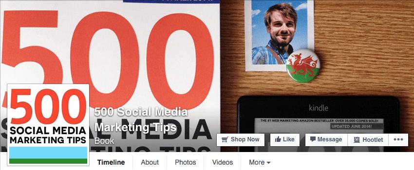 500 Social Media Tips
