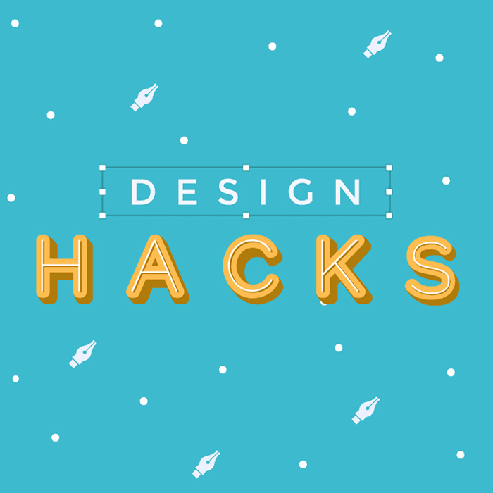 Design Hacks Thumb