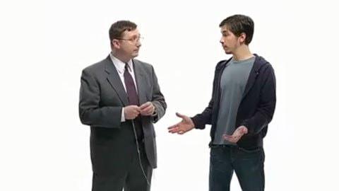 13. Mac vs PC ad