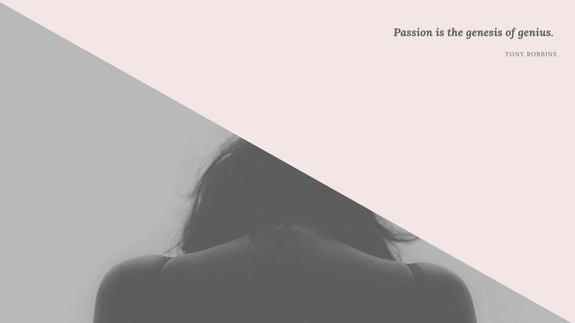 Motivational Quote Desktop Wallpaper