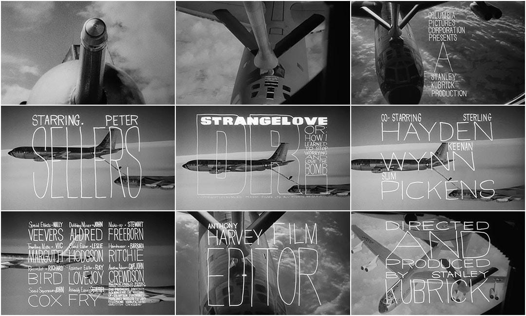 17. Dr Strangelove 1964