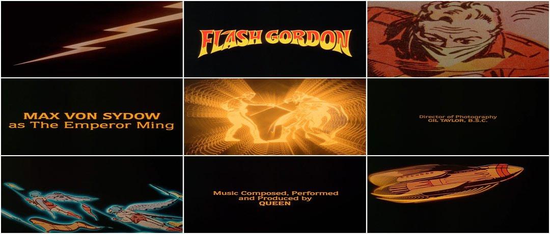 23. Flash Gordon 1980