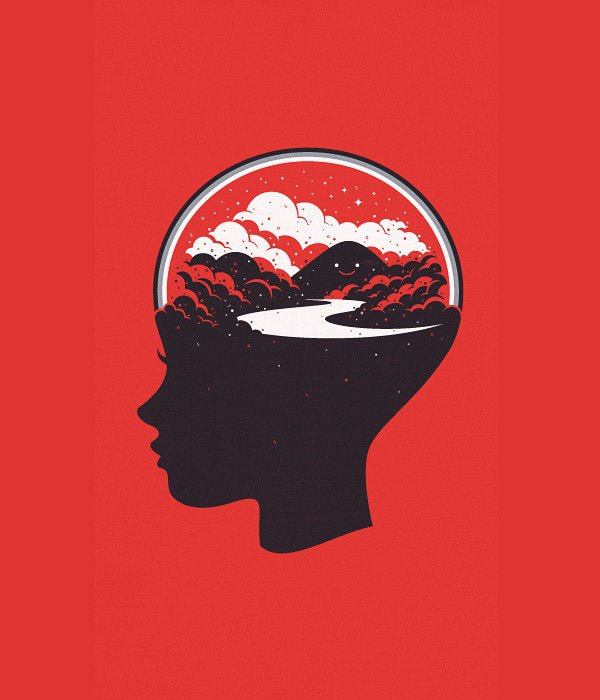 creative-procrastination-red-brain