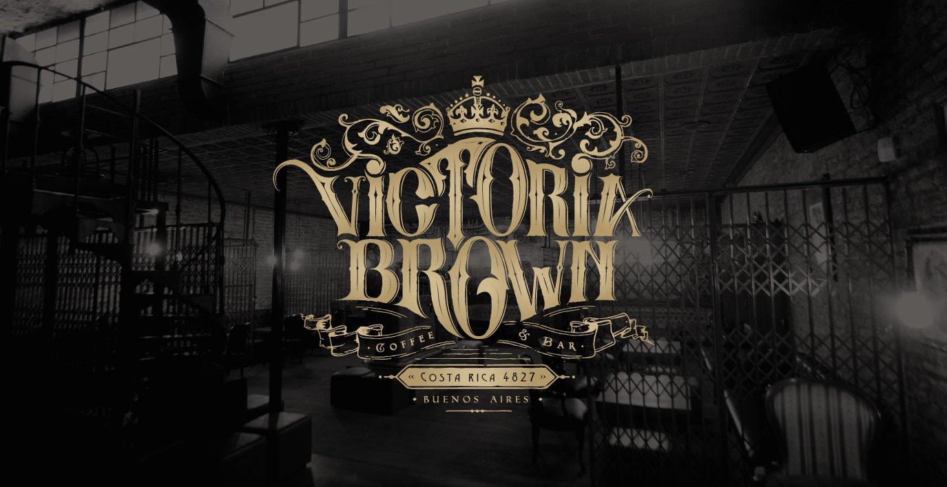 02. VICTORIAN - Brand Bean