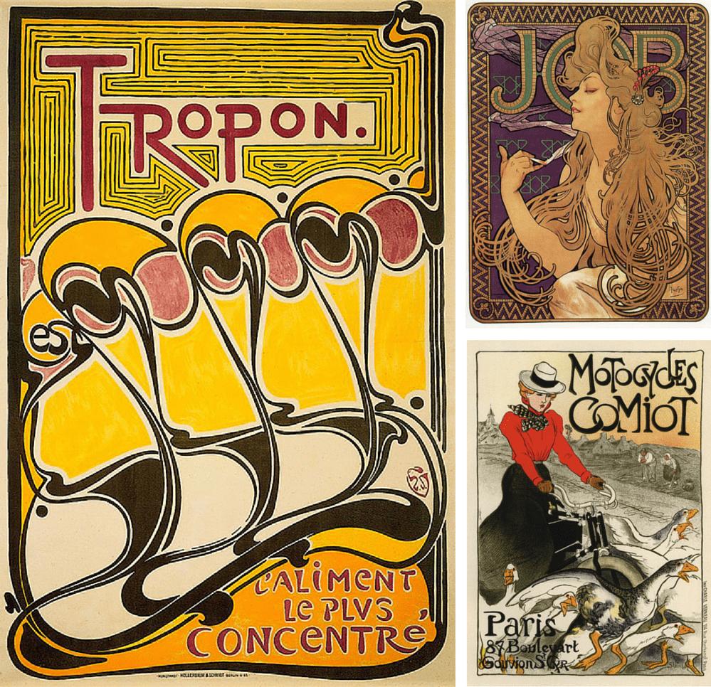 07. Art Nouveau