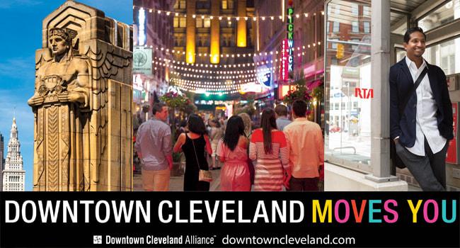 Downtown Cleveland Alliance Banner