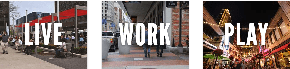 Downtown Cleveland Live Work Play