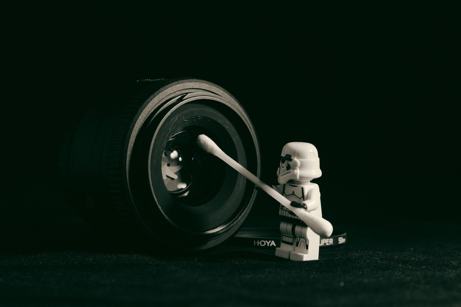 Starwars and lens