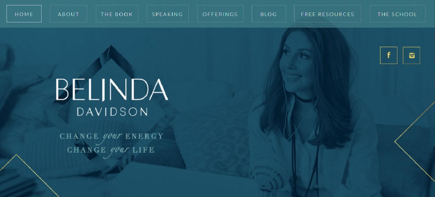 Belinda Davidson Banner