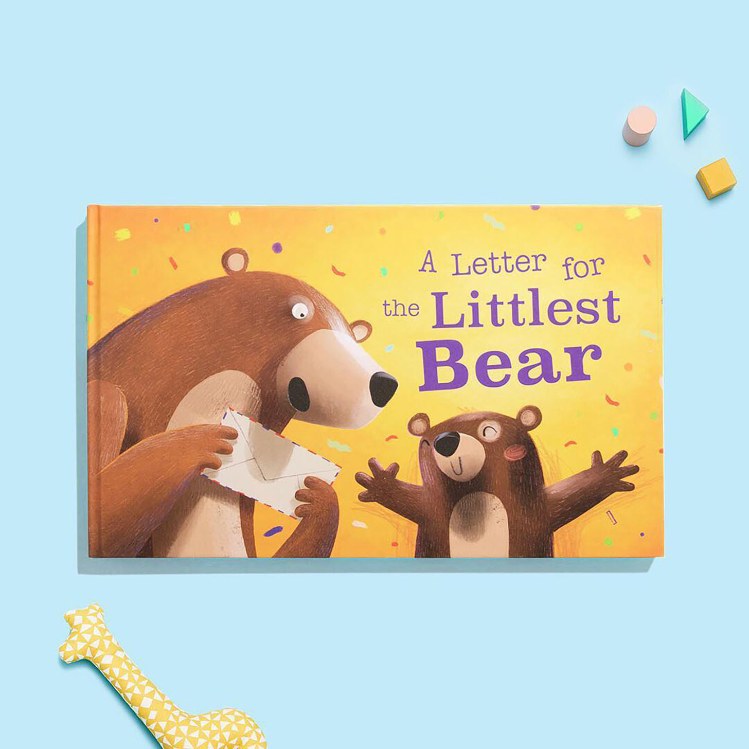 Letter for the Littlest Bear