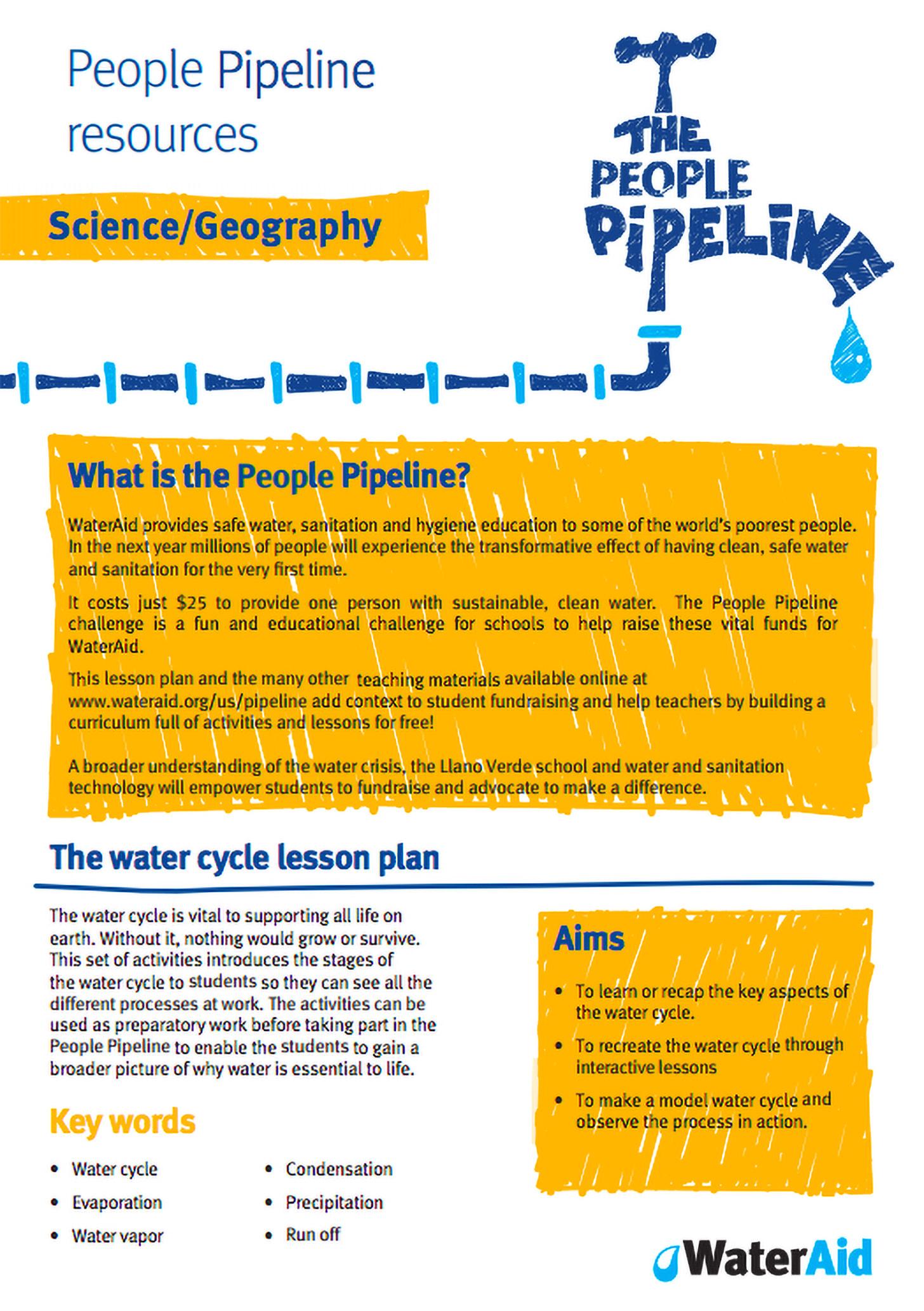 people pipeline